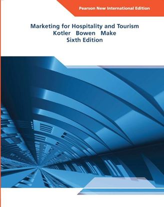 Εικόνα της Marketing for hospitality and tourism