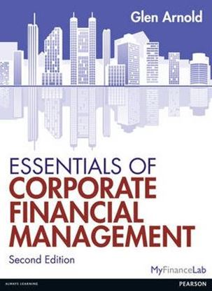Εικόνα της Essentials of Corporate financial management