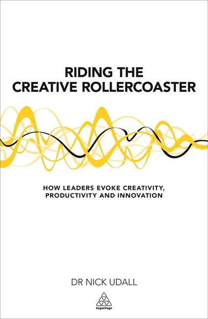Εικόνα από Riding the Creative Rollercoaster: How Leaders Evoke Creativity, Productivity and Innovation