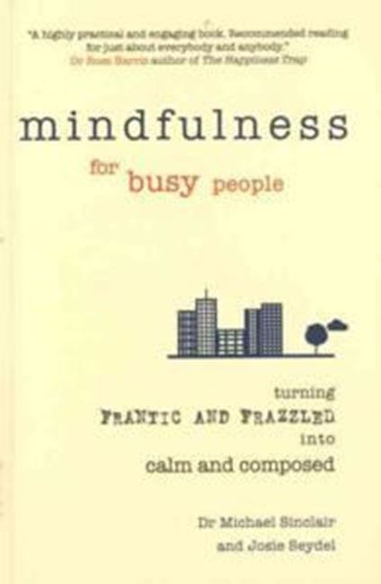 Εικόνα από Mindfulness for Busy People