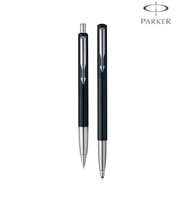 Εικόνα από Set στυλο parker vector standard black set [rb-βp]