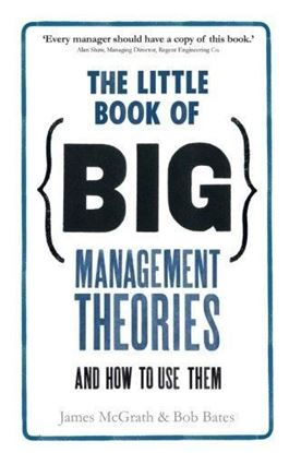 Εικόνα της The Little Book of Big Management Theories: ... and How to Use Them