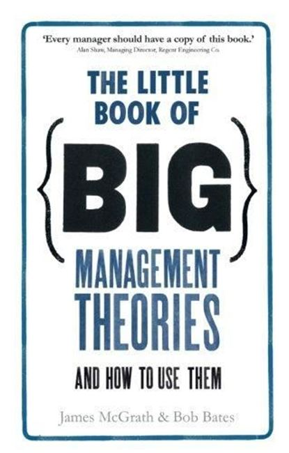 Εικόνα από The Little Book of Big Management Theories: ... and How to Use Them