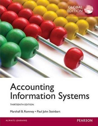 Εικόνα της Accounting Information Systems, Global Edition