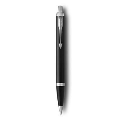 Εικόνα της Parker I.M. Core Laque Black CT BallPen