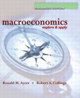 Εικόνα της Macroeconomics : Explore and Apply, Enhanced Edition