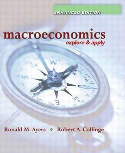 Εικόνα από Macroeconomics : Explore and Apply, Enhanced Edition