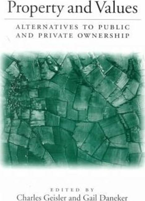 Εικόνα από Property and Values : Alternatives To Public And Private Ownership