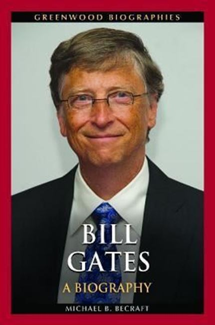 Εικόνα από Bill Gates : A Biography