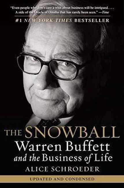 Εικόνα από The Snowball : Warren Buffett and the Business of Life