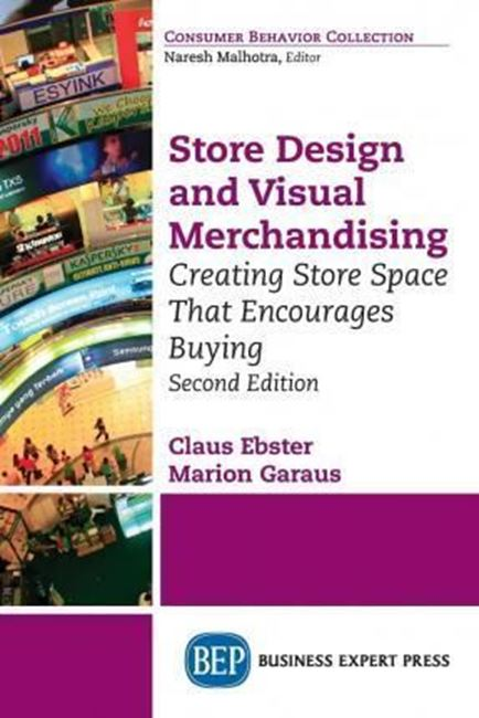 Εικόνα από Store Design and Visual Merchandising, Second Edition : Store Design and Visual Merchandising, Second Edition
