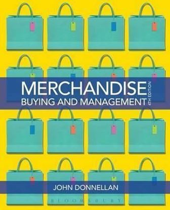 Εικόνα της Merchandise Buying and Management
