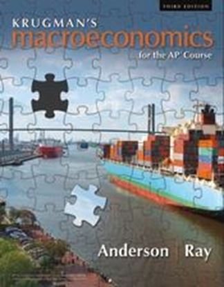 Εικόνα της Krugman's Macroeconomics for the AP® Course
