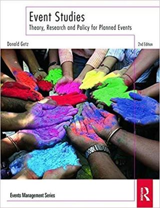 Εικόνα της Event Studies: Theory, Research and Policy for Planned Events