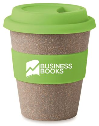 Εικόνα της Coffee Cup BusinessBooks (Green)
