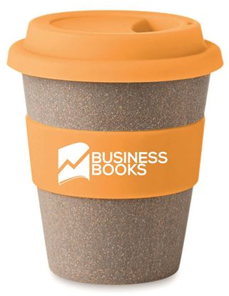 Εικόνα της Coffee Cup BusinessBooks (Orange)